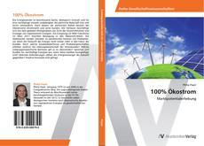 Capa do livro de 100% Ökostrom