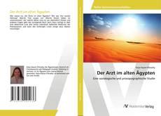 Bookcover of Der Arzt im alten Ägypten