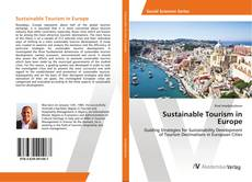 Bookcover of Sustainable Tourism in Europe