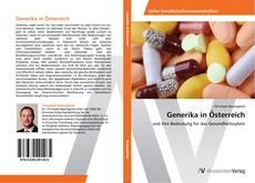 Bookcover of Generika in Österreich
