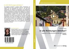 Bookcover of In alle Richtungen dehnbar?