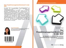 Обложка Der Projektmanagementkreislauf in der BGF