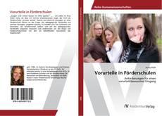 Buchcover von Vorurteile in Förderschulen