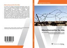 Menschenrechte für Alle kitap kapağı