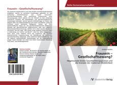 Portada del libro de Frausein – Gesellschaftszwang?