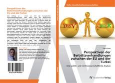 Bookcover of Perspektiven der Beitrittsverhandlungen zwischen der EU und der Türkei