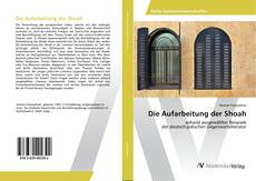 Bookcover of Die Aufarbeitung der Shoah