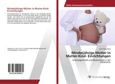 Обложка Minderjährige Mütter in Mutter-Kind- Einrichtungen