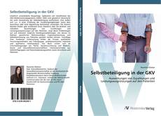 Portada del libro de Selbstbeteiligung in der GKV
