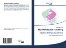 Bookcover of Musikterapeutisk vejledning