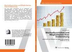 Buchcover von Wechselkursrisiken und Möglichkeiten ihrer Eindämmung