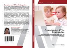 Bookcover of Computer und ICT im Kindergarten