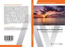 Bookcover of Kardecismus in Deutschland