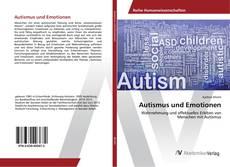 Couverture de Autismus und Emotionen