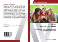 Bookcover of Kindheit und Handy