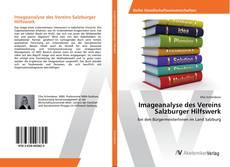 Bookcover of Imageanalyse des Vereins Salzburger Hilfswerk