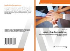 Bookcover of Leadership Competences