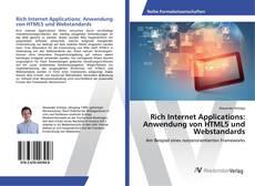 Buchcover von Rich Internet Applications: Anwendung von HTML5 und Webstandards