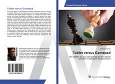 Copertina di Tablet versus Gamepad