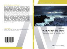 Bookcover of W. H. Auden und Island