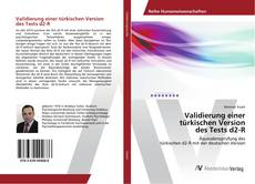 Validierung einer türkischen Version des Tests d2-R的封面