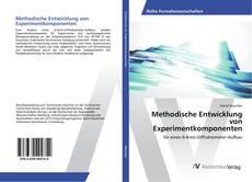 Bookcover of Methodische Entwicklung von Experimentkomponenten