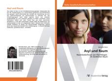 Asyl und Raum kitap kapağı