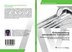 Risikobewertung zahnärztlicher Instrumente的封面