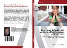 Portada del libro de Depressive Befindlichkeit und gesundheitsbezogene Lebensqualität