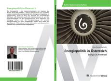 Borítókép a  Energiepolitik in Österreich - hoz