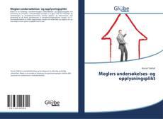 Обложка Meglers undersøkelses- og opplysningsplikt