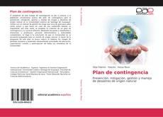 Bookcover of Plan de contingencia