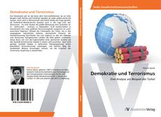 Buchcover von Demokratie und Terrorismus