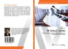 Bookcover of PR. Diskurs. Gender