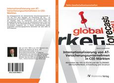 Bookcover of Internationalisierung von AT-Versicherungsunternehmen in CEE-Märkten