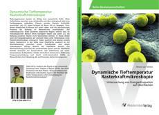 Buchcover von Dynamische Tieftemperatur Rasterkraftmikroskopie