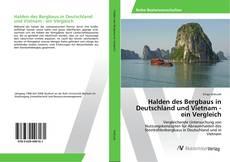 Buchcover von Halden des Bergbaus in Deutschland und Vietnam - ein Vergleich