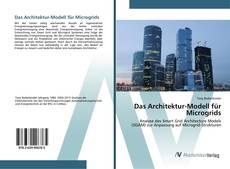 Обложка Das Architektur-Modell für Microgrids