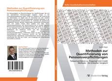 Portada del libro de Methoden zur Quantifizierung von Pensionsverpflichtungen