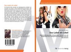 Bookcover of Das Label als Label