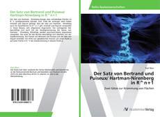 Portada del libro de Der Satz von Bertrand und Puiseux/ Hartman-Nirenberg in R^n+1