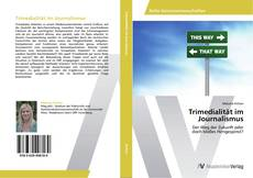 Capa do livro de Trimedialität im Journalismus