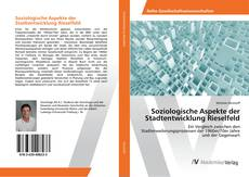 Portada del libro de Soziologische Aspekte der Stadtentwicklung Rieselfeld