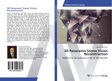 Bookcover of 3D Panoramic Stereo Vision Reconstruction