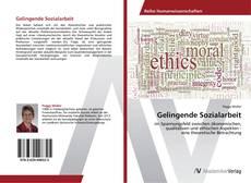 Bookcover of Gelingende Sozialarbeit
