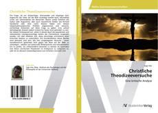 Buchcover von Christliche Theodizeeversuche