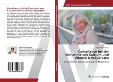 Обложка Compliance bei der Einnahme von Kalzium und Vitamin D Präparaten