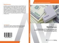 Couverture de Remittances