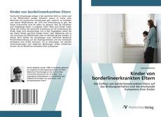 Capa do livro de Kinder von borderlineerkrankten Eltern