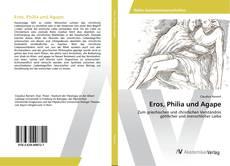Portada del libro de Eros, Philia und Agape